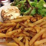 Camembert rôti caramélisé