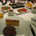 main course - steak