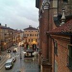 Il centro storico di Fossano