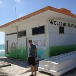 oustide of Playa Bonita