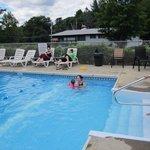 We love the pool!!