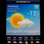 cold in jan