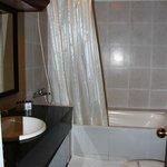 Washroom of room 124