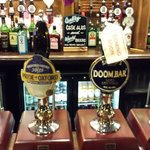 Selection of Real Ales  (I liked the two I tried)