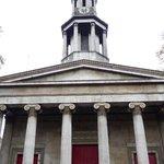 St Pancras Parish Church - Greek Revival Style church