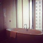 Hilling bath