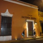 Hotel Hacienda Merida vue de dehors
