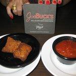 Fried ravioli, Joe Buck's BBQ, St. Louis, MO