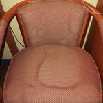 rm 125 stained chair