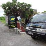 Dive shop premises