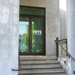 Another entrance to the Frye Museum