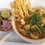 Delicious Khao Soi