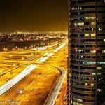 The Gold Road !!!  (Sheikh Zayed Road, Dubai)