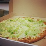 BLT pizza!