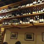 Большой выбор вин