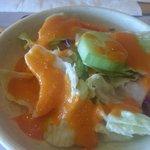 Good starter salad