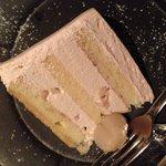 ローズペダルのケーキ美味!