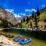 Beauty of the Middle Fork Salmon River Idaho - Helfrich River Outfitters