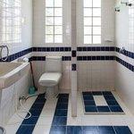 Apt - European Bathroom