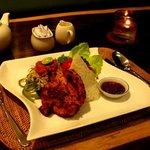 Ayam Taliwang (local menu)