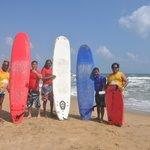 Mumu 's surf shop
