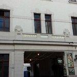 Gozsdu Court, una palazzina