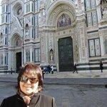 Duomo ao lado da Residenza Giotto
