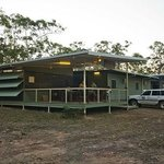 Johnson River Camp, home of the BIG barra