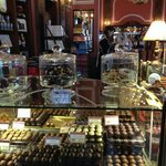 E Wedel's Chocolate Shop - a step back in time