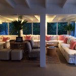 Beautiful seating area/lounge