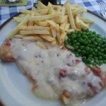 english beach cafe food