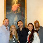 Emiliano Mochi from Eyes Of Rome private tours with us.