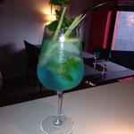 Gin thaï lunge
