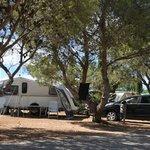 Emplacement camping caravaning camping Le Fun
