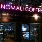 Facade of Anomali Coffee
