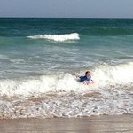 Meia Praia bodyboarding
