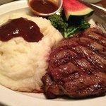 Choice Broiled Steaks