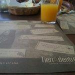Restaurante Tierra Adentro