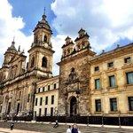Historic Bogotá few blocks from Hotel
