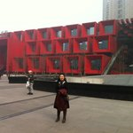 Chongqing Art Gallery (Jiefangbei Guotai Arts Centre)