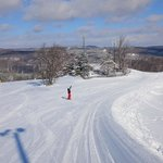 Enjoying the view and ski Hills at Hockley Valley