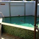 Private Villa Pool & Jacuzzi