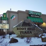 Boot Hill Plaza, Feb 2014