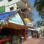 Palm Beach Restaurant Kovalam