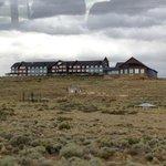 Vista geral do hotel