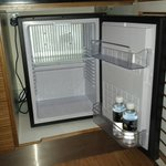 What they call Minibar is in fact just an empty fridge