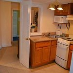 Kitchen area of new 2 BR