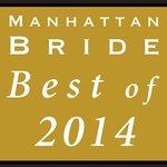 Best of Manhattan Bride 2014