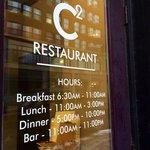 C2 Restaurant - The Westin Portland Harborview Hotel