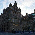 Scotsman Hotel - 17/01/13